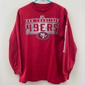 San Francisco 49ers NFL Long Sleeve Tee